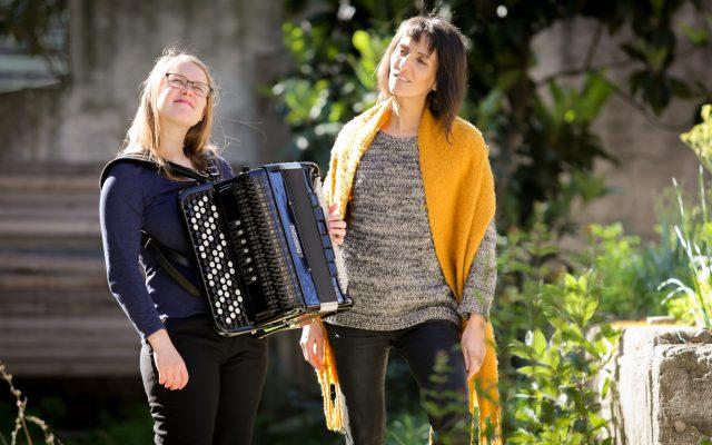 Cécile Andrée et Solange Baron Oneiros duets