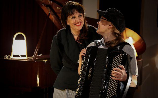 Duo Tomao-Baron avec Muriel Tomao et Solange Baron Casa Zelinda